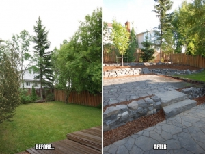 This property needed a LOT of TLC! It turned our REAL NICE!