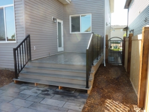 Timbertech Composite Deck in Chapelle Gardens