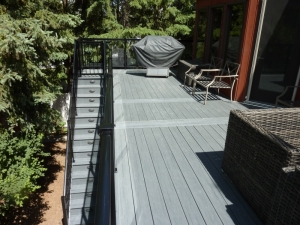Timbertech Composite Deck in Brookside