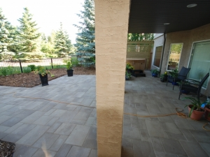 """Another view of our """"Hodgson"""" landscape revitalization project"""