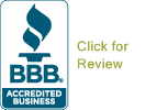 OutdoorSpace Better Business Bureau Rating