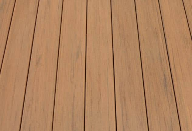 how much is composite decking vs wood