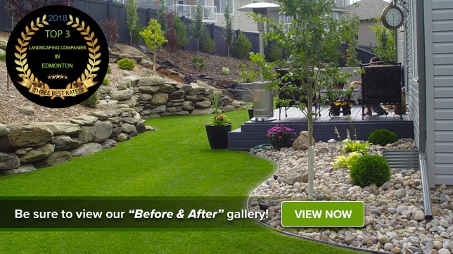 Edmonton Landscaping - Edmonton Landscaping Services For Your Outdoor Space